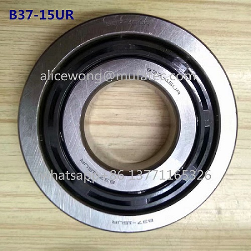 B37-15UR Deep Groove Bearings for Auto Gearbox 37x88x18mm