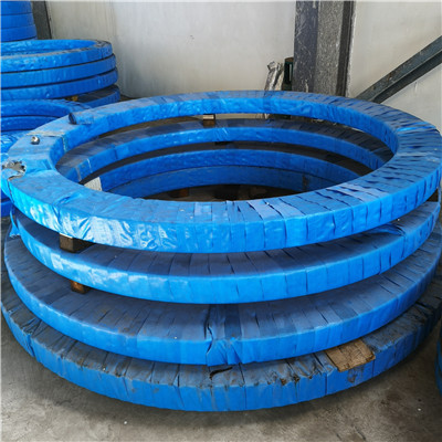 VLA200414N light type slewing bearing for filling machine