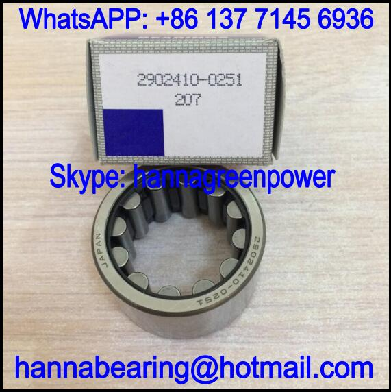 2902410-0251 Hydraulic Pump Bearing / 29024100251 Cylindrical Roller Bearing