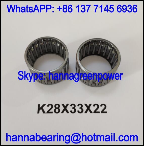 K28X33X22 / K283322 Needle Roller Bearing 28*33*22mm