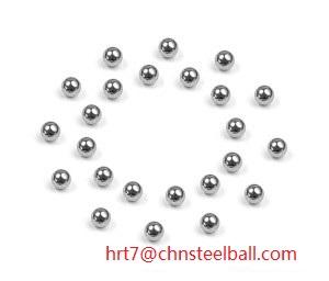 Chrome steel ball 0.5mm