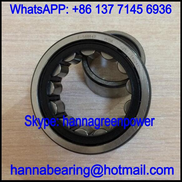 F-588847 Automobile Bearing / Cylindrical Roller Bearing 30x62x20mm