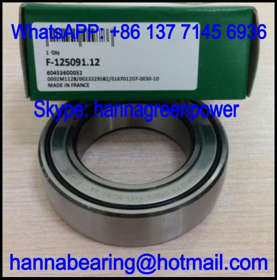 F-125091.12 Automobile Bearing / Deep Groove Ball Bearing 45x75x19mm
