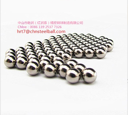 Stainless Steel Ball AISI440C 2.5mm G10