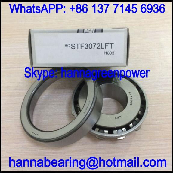 STF3072 Automobile Bearing / Tapered Roller Bearing 30x72x15.7/24mm