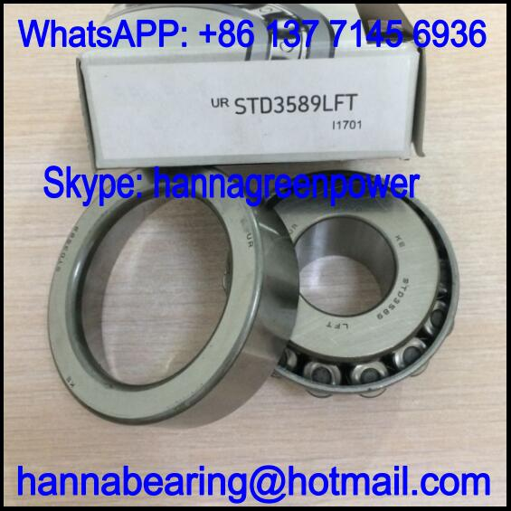 STD3589 Automobile Bearing / Tapered Roller Bearing 35x89x26/38mm