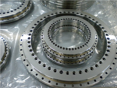YRT50 rotary table bearings(126*50*30mm)for precision Turntable