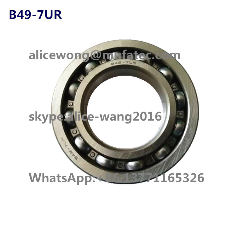 B49-7UR Long Use Life and High Quality Auto Bearings 49x87x14mm