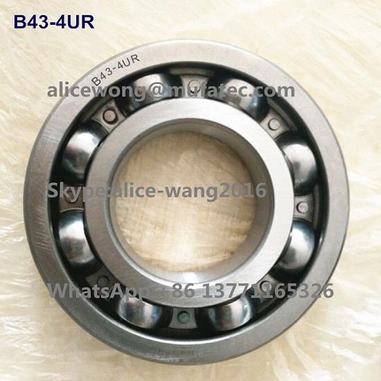 B43-4UR Auto Gear Box Bearings 43x87x19.5mm