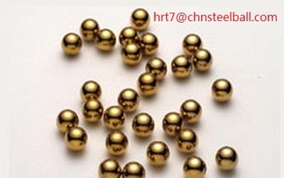 2.5mm Brass Ball G200