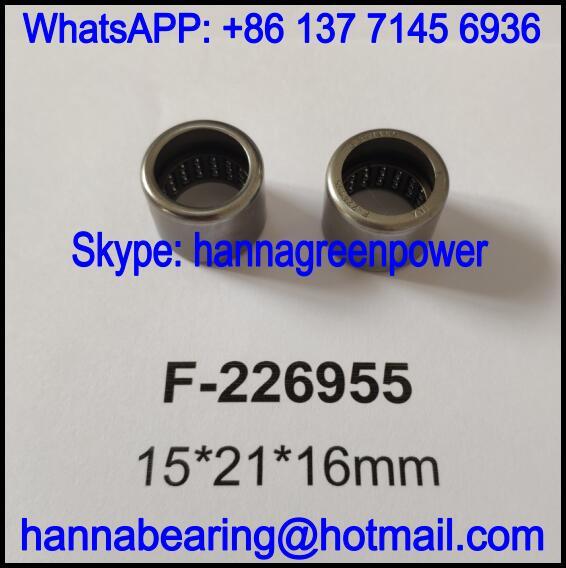 F-226955 Automobile Bearing / Linear Ball Bearing 15x21x16mm