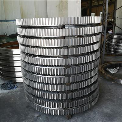 VLA200414N flange external gear type slewing bearing(304*503*56mm)for filling machine