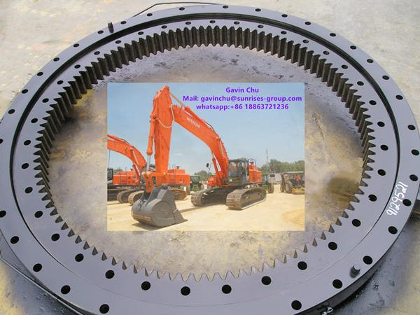 9129521 1274mmx1650mmx130mm hitachi zx450lc excavator slewing rings