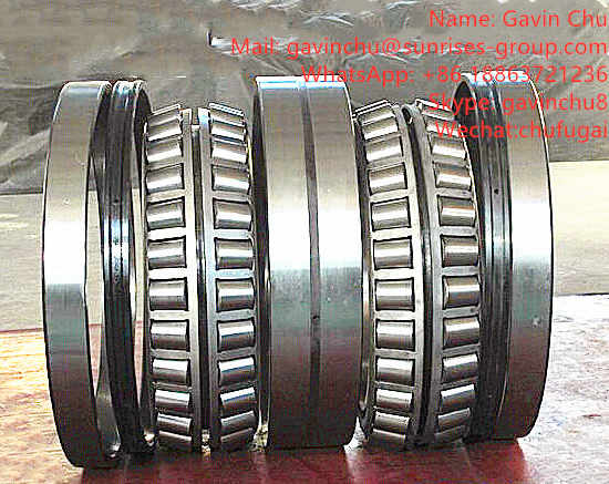 BT4B 328100/HA4 1070.001mm*1399.997mm*889.762mm four row tapered roller bearings