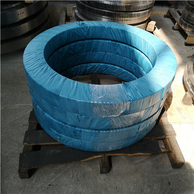 RKS.061.20.1094 four point contact slewing bearings(1198*1022*56mm) with external gear teeth for steel plant