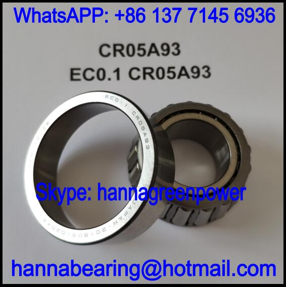 EC0.1 CR05A93 Automotive Bearing / Tapered Roller Bearing 25x51x17/21mm