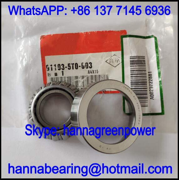 911035T0003 Automobile Tapered Roller Bearing 24*52*15/20mm