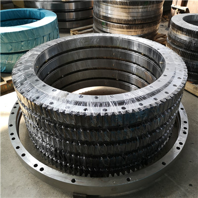 Kobelco SK460-8 excavator swing bearing slewing ring bearing