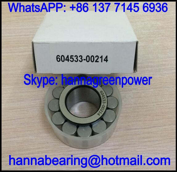 604533-00214 Wind Turbine Bearing / Cylindrical Roller Bearing 25x53.55x28mm