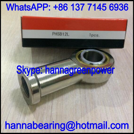 PHSB16L / PHSB 16 L Rod End Bearing with Internal Thread 25.4x69.85x139.7mm
