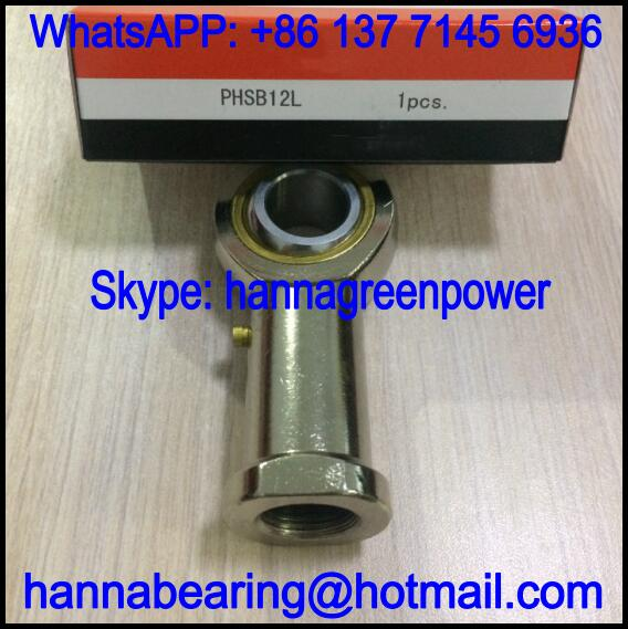 PHSB12L / PHSB 12 L Rod End Bearing with Internal Thread 19.05x44.45x95.25mm