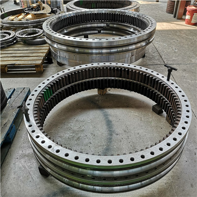 L4-17P8Z no gear slewing rings(19.72*13.11*1.58inch) for Stackers and reclaimers