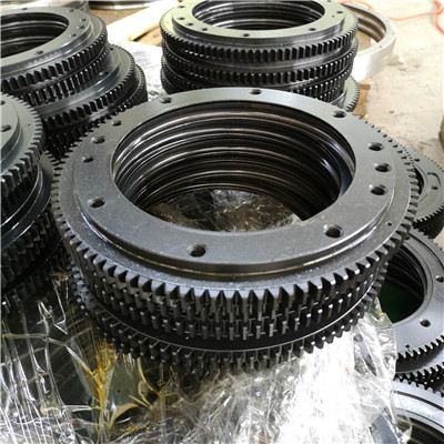 L9-38P9Z no gear slewing ring bearing(43.31*31.69*3.54inch) for Stackers