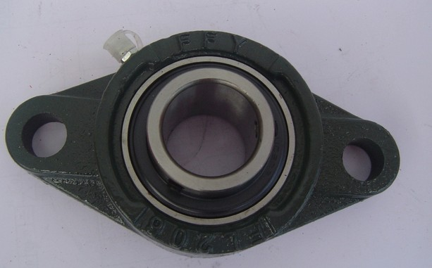 MU003 18*35*21mm Pillow Block Bearings Wide Application Range