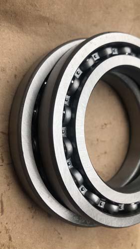 16005 Bearings Nons tandard Deep Groove Ball Bearings 16005 25*47*8mm Steel Retainer