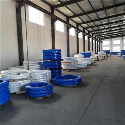 3R16-197E2 external gear heavy duty slewing ring bearing(213.354*186.42*10.55inch) for Heavy Duty Cranes