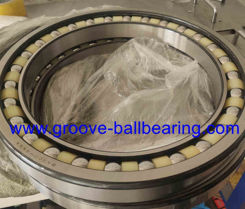 BA300-4WSA Angular Contact Excavator Bearing BA300-4 300*395*52mm