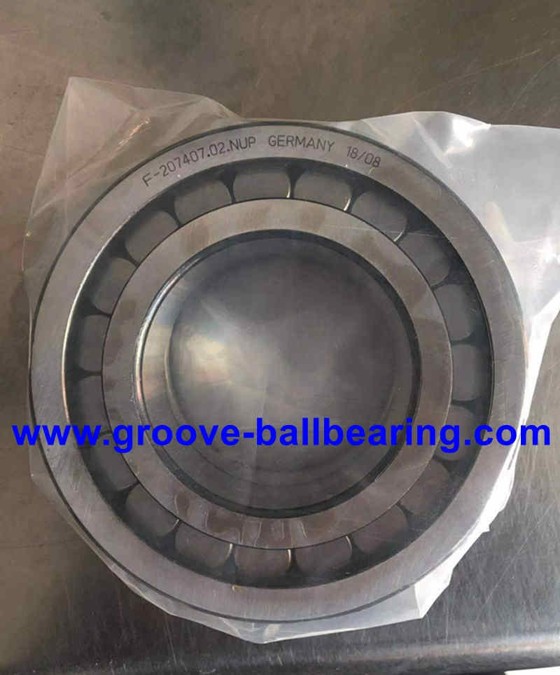 F-207407.02 NUP Cylindrical Roller Bearing F-207407.2 NUP