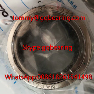 RNA1007 Full Complement Needle Roller Bearing without Inner Ring