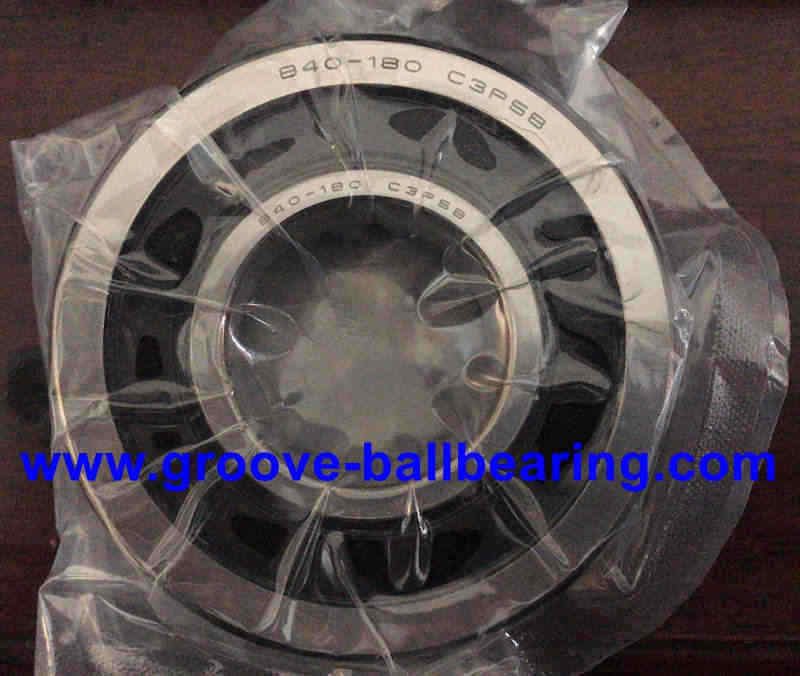 B40-180C3P5B Machine Tool Bearing B40-180 C3P5B With Ceramic Balls