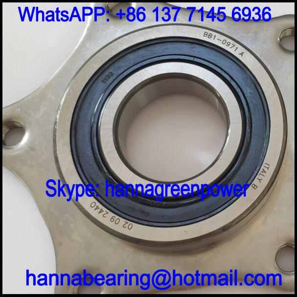 BB1-0971A Automobile Bearing / Deep Groove Ball Bearing 30x65x17mm