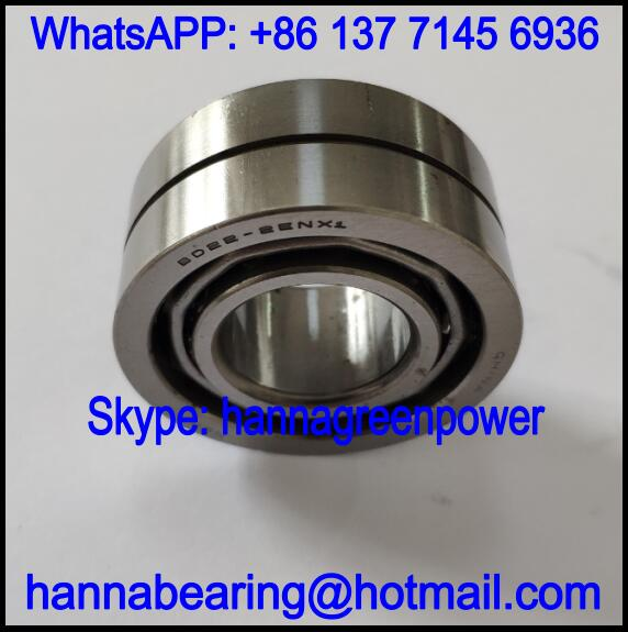 BD22-2 Motorcycle Bearing / Angular Contact Ball Bearing 22*47*20.6mm