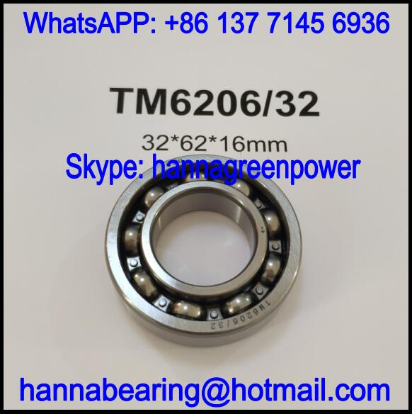 TM6206/32 Automotive Bearing / Deep Groove Ball Bearing 32x62x16mm