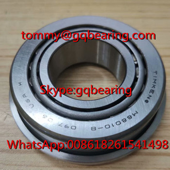 M88048-S/M88010-B Single Row Tapered Roller Bearing with Flange