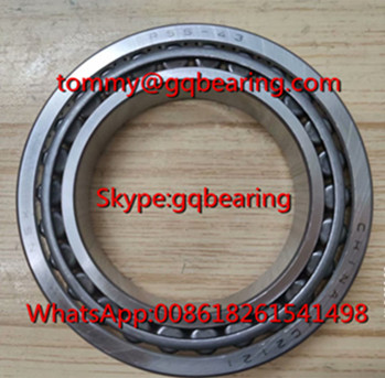 R55-43 Single Row Tapered Roller Bearing R55-43 Gearbox Bearing