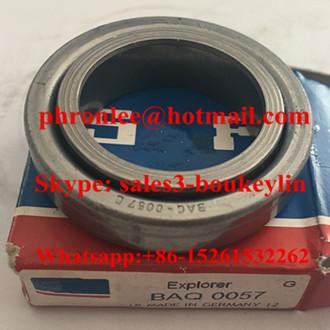 BAQ-0057 D Angular Contact Ball Bearing 28x44x9/10mm