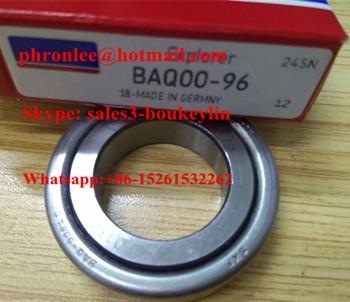 BAQ-0096 Angular Contact Ball Bearing 24.5x44x9/10.5mm