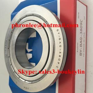 BYBAQ3809C Angular Contact Ball Bearing 40x80x16mm