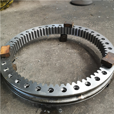 KH125-3 crane slewing ring bearing Kobelco crane swing bearing