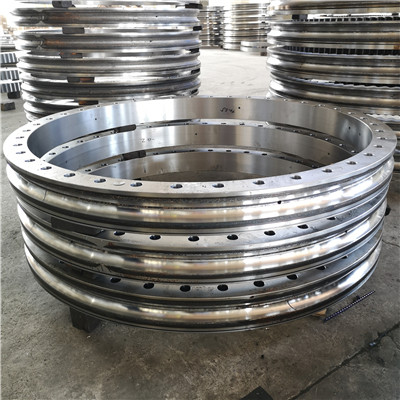 NK110 Kato crane swing bearing slewing ring bearing