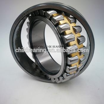 23022CA/W33 Spherical Roller Bearings 110 × 170 × 45mm