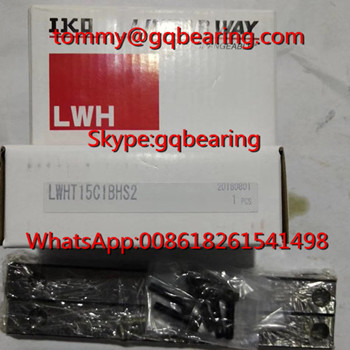 LWHT35C1BHS2 Linear Guideway and Block LWHT35 Linear Bearing