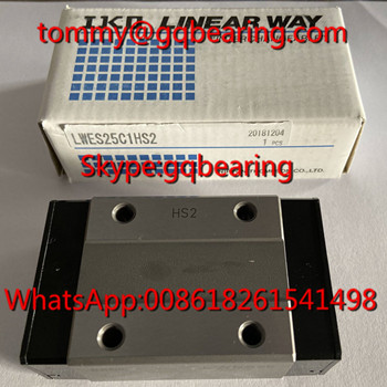LWESG25C1HS2 Linear Guideway and Block LWESG25 Linear Bearing