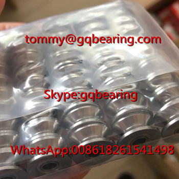 stainless steel bearing K4-13HVZZ Miniature Bearing