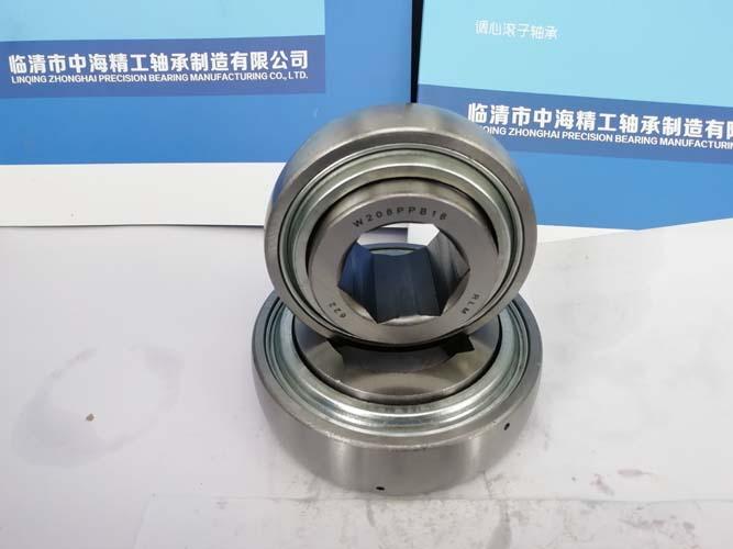 W208PPB12 Bearing DS208TT12 DISC HARROW BEARING 4AS08-1/8 28.576 85.750 36.520mm