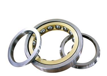 QJ1032 Four point contact ball bearing 160*240*38mm QJ type bearing